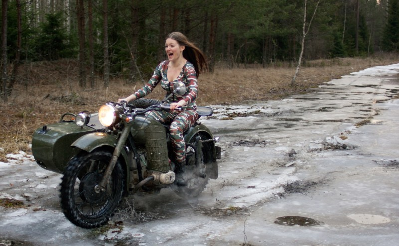 Have You Heard of Cossack Motorcycles?