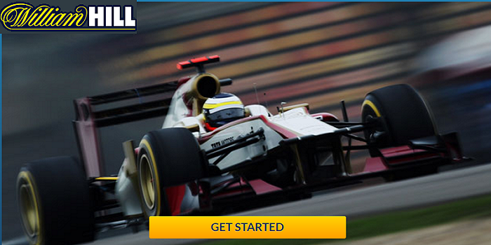 check out the latest Formula One matches at William Hill